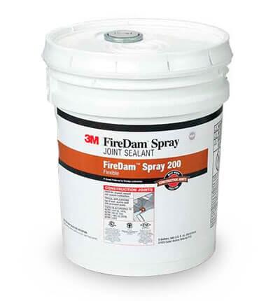 3M Fire Barrier FireDam Spray 200